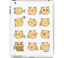 Fuzzballs Kawaii Cat! iPad Case/Skin