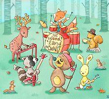Woodland band by kimfleming