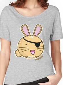 Fuzzballs Bunny Pirate Women's Relaxed Fit T-Shirt