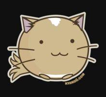 Fuzzballs Cat One Piece - Short Sleeve