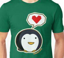 Fuzzballs Penguin Unisex T-Shirt