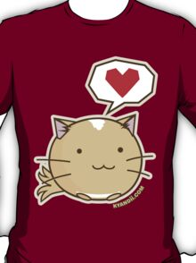 Fuzzballs Cat T-Shirt