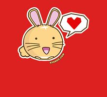 Fuzzballs Happy Bunny Unisex T-Shirt