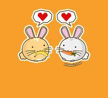 Fuzzballs Bunny Food Love Unisex T-Shirt