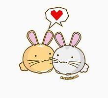 Fuzzballs Bunny Cuddles Unisex T-Shirt