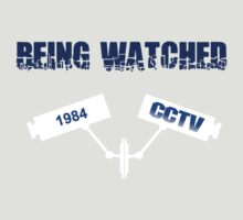 1984 - Being Watched by Steve's Fun Designs