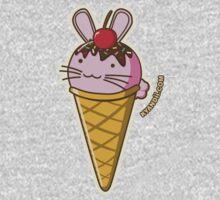 Fuzzballs Ice Cream Bunny Kids Clothes