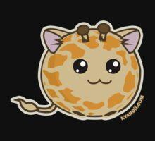 Fuzzballs OMG Giraffe One Piece - Short Sleeve