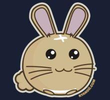 Fuzzballs OMG Bunny Kids Tee