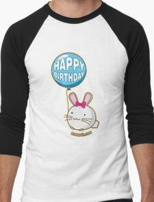 Fuzzballs Happy Birthday Bunny T-Shirt
