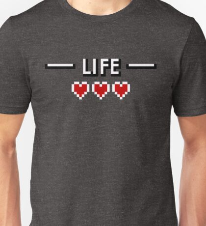 Link to the Past Life Meter Unisex T-Shirt
