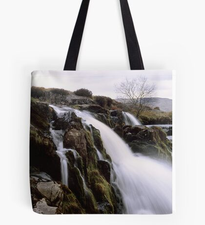 Loup o'Fintry, large format Tote Bag