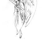 Reaching - Angel's Hope by Shatatomyo
