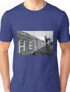 Dagenham Heathway Tube Station Unisex T-Shirt