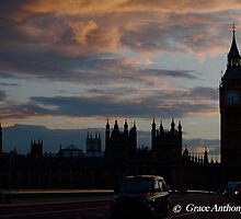 London Dusk by GraceNotes