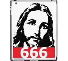 666  iPad Case/Skin