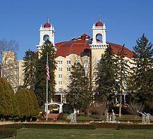 West Baden Springs Hotel by Sandy Keeton