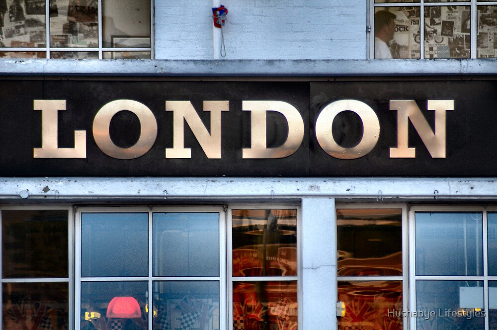 It's a London Thing by Hushabye Lifestyles