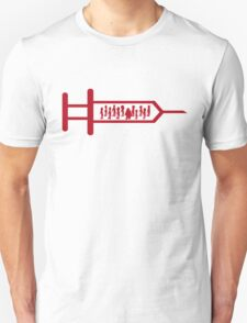 Boyz 12 - Image Only - American Dad Unisex T-Shirt