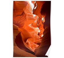 Majestic Canyon Poster
