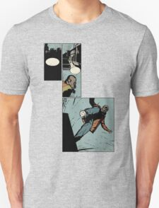 Leroy Guards The CIty Unisex T-Shirt