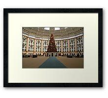 Atrium at West Baden Framed Print