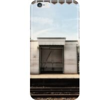East Acton Tube Station iPhone Case/Skin