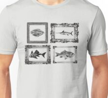 The Art of Fish Farming... er... I mean Framing Unisex T-Shirt