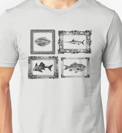 The Art of Fish Farming... er... I mean Framing T-Shirt