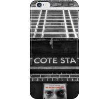 Eastcote Tube Station iPhone Case/Skin