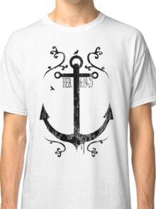 Anchor_Black Classic T-Shirt