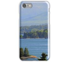 Frenchman Bay iPhone Case/Skin