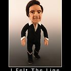 Li'l Cash - Needle Felted Art Doll by feltalive