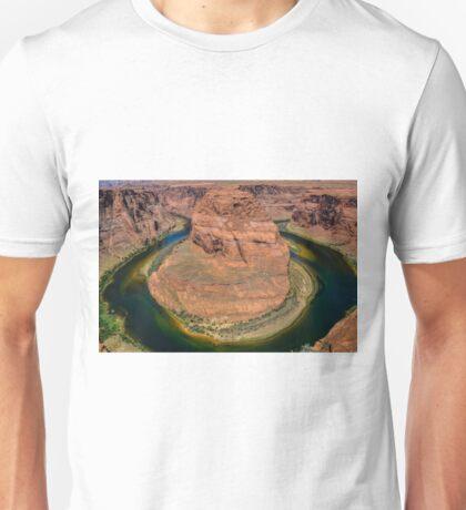 Horseshoe Bend Arizona Unisex T-Shirt