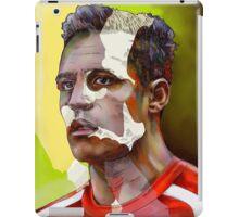 Alexis Sanchez - Arsenal footballer iPad Case/Skin