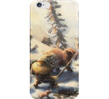 Snow Goblins iPhone Case/Skin