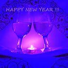 Happy New Year ! by Linda Bianic