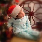 Vaida's Second Christmas 2009 by Wanda Raines