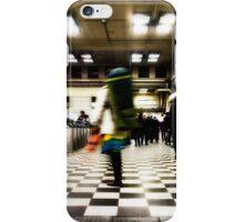 Embankment Tube Station iPhone Case/Skin