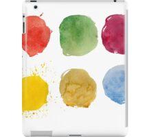 Watercolor VII iPad Case/Skin