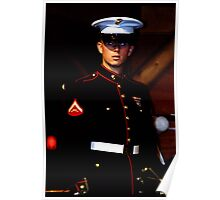 New Marine Corps Night Vision System Poster