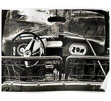 Back Seat Driver ~2  ( BoneYard Series ) Poster