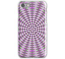 Stylish modern colorful art iPhone Case/Skin