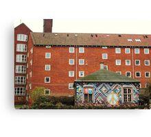 Christiania, Denmark Canvas Print