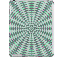 Trendy abstract decorative pattern iPad Case/Skin