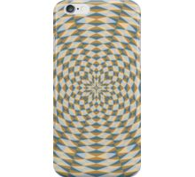Modern abstract colorful pattern iPhone Case/Skin