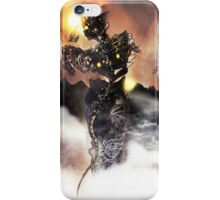 Mechanised Desert wanderers [Digital Figure Illustration] Version 1 iPhone Case/Skin