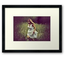 Dreaming Ahead... Framed Print