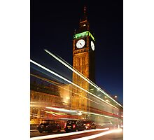 Big Ben - London Photographic Print