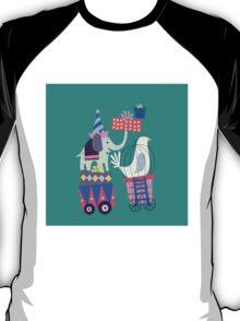 Fun Circus Elephant T-Shirt